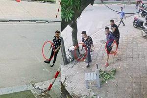 Vụ việc số 7 đường Thanh Niên, có dấu hiệu của tội gây rối trật tự công cộng