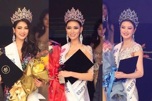 Lộ diện Miss Korea sẽ tham gia 'Hoa hậu Hoàn vũ' - 'Hoa hậu Thế giới' và 'Hoa hậu Siêu quốc gia' 2019