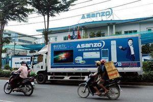 Tổng cục Hải quan: 14/58 công ty mua bán linh kiện, hàng hóa với Asanzo đã bỏ trốn