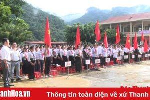 Hơn 11.000 học sinh Huyện Quan Hóa tưng bừng khai giảng năm học mới