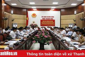 Phó Thủ tướng Thường trực Chính phủ Trương Hòa Bình làm việc với tỉnh Thanh Hóa về công tác cải cách hành chính