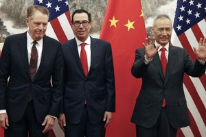 Vòng đàm phán thương mại Trung - Mỹ lần thứ 13 sẽ diễn ra vào tháng 10