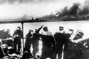 Ảnh hiếm nhìn lại cuộc di tản Dunkirk huyền thoại trong Thế chiến 2