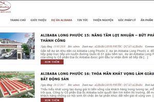 Alibaba tự tháo dỡ 'văn phòng' trái phép tại Đồng Nai
