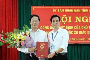 Ông Hoàng Tiến Đức bị cách chức, Sơn La có tân Giám đốc Sở GD-ĐT