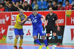 Đức Hòa lập hat-trick, Thái Sơn Nam giữ vững ngôi đầu bảng