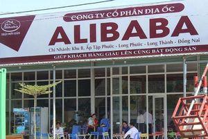 Công ty địa ốc Alibaba tự tháo dỡ văn phòng trái phép tại Đồng Nai