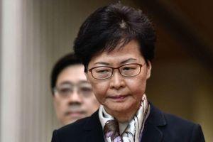 Lãnh đạo Hồng Kông: Trung Quốc ủng hộ rút dự luật dẫn độ