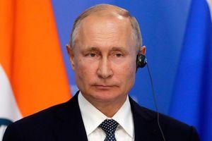 Ông Putin từng cảnh báo Tổng thống Mỹ Bush 2 ngày trước vụ tấn công khủng bố 11-9