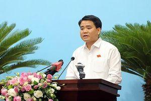 Chủ tịch UBND TP Hà Nội kêu gọi người dân sử dụng nước sạch vì sức khỏe chính mình