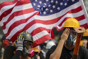 Trung Quốc yêu cầu Mỹ ngừng ngay việc can thiệp vào vấn đề Hồng Kông