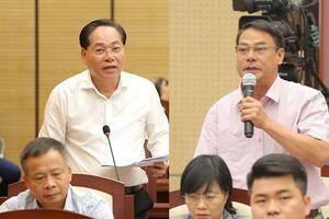 Doanh nghiệp tranh luận với Chủ tịch huyện về trách nhiệm khi dự án nước sạch chậm tiến độ