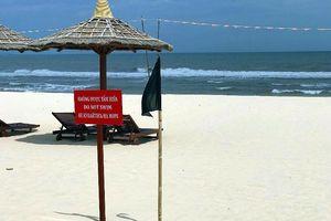 Du khách gặp nạn ở biển Phan Thiết, dù nơi lưu trú đã cảnh báo