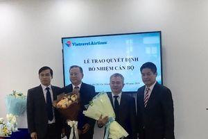 Tân binh hàng không Vietravel Airlines có hai sếp mới