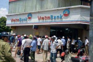 Cướp Ngân hàng VietinBank ở Hà Nội