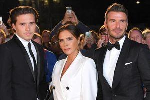 Vợ chồng Beckham nhẹ nhõm vì con trai chia tay bạn gái người mẫu