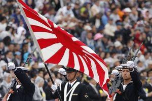 Hàn Quốc kêu gọi cấm cờ Mặt Trời mọc tại Thế vận hội 2020