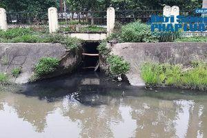 Thanh Hóa: Khu công nghiệp Lễ Môn 'tuồn' nước thải ra môi trường?