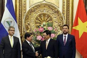 Việt Nam luôn trân trọng tình cảm đoàn kết, sự ủng hộ mạnh mẽ của Nicaragua