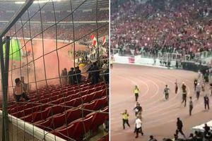 CĐV Indonesia đối mặt với án cấm vào sân trong trận đón tiếp Việt Nam