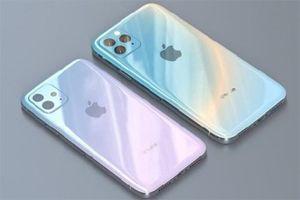 iPhone 11 Pro sẽ có biến thể màu gradient như Galaxy Note 10