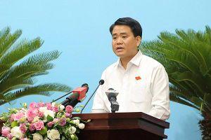 Chủ tịch Hà Nội: Dùng nước chưa sạch thì da không thể đẹp