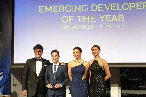 Netland Awarded 'Emerging Developer of the Year' at Japan International Property Awards 2019