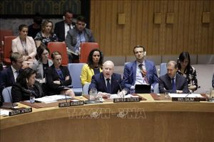 Đặc phái viên Trung Đông của Mỹ thông báo từ chức