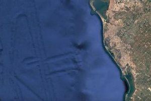 Phát hiện 'thành phố UFO' dưới lòng biển?