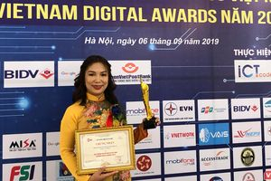 Tổng Giám đốc MISA: 'Giải thưởng Chuyển đổi số Việt Nam 2019 có ý nghĩa đặc biệt trong cuộc cách mạng 4.0 tại Việt Nam'