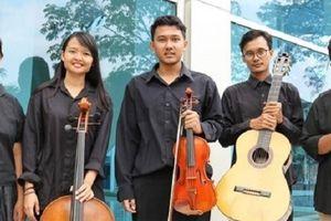 Nhóm nhạc Indonesia sẽ mang những tiết mục biểu diễn độc đáo tới Việt Nam
