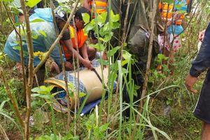 Tìm thấy thi thể nam sinh bị nước cuốn trôi ở Lâm Đồng