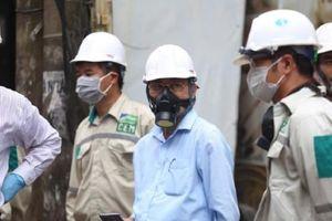 Hà Nội mời chuyên gia nước ngoài giám định ô nhiễm sau vụ cháy nhà máy Rạng Đông