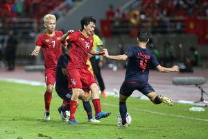 Clip: Những pha bóng đẳng cấp của Tuấn Anh ở trận Thái Lan 0-0 Việt Nam