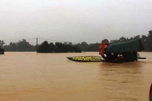 Hà Tĩnh: 4 người tử xong, hàng ngàn ngôi nhà bị ngập do mưa lũ