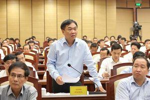 Hà Nội: Nhiều dự án cấp nước chậm triển khai do năng lực chủ đầu tư