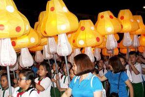 Hơn 2.800 học sinh tham gia Lễ hội Trung Thu Phan Thiết 2019