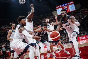 Nghiền nát Giannis Antetokounmpo, Mỹ hiên ngang tiến vào vòng loại trực tiếp FIBA World Cup 2019