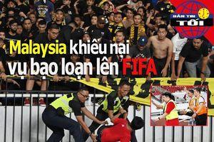 Á quân AFF Cup khiếu nại vụ CĐV Indo gây bạo loạn lên FIFA