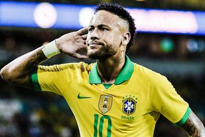 Neymar kiến tạo trong ngày trở lại tuyển Brazil