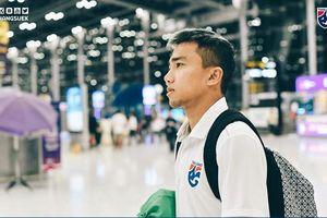 Chanathip và đồng đội đăm chiêu trước chuyến đi Indonesia