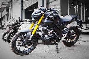 Yamaha MT-15 sắp bán chính hãng - 2 phiên bản, giá 78 triệu đồng
