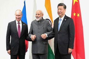 Tổng thống Putin đề xuất đưa Trung Quốc, Ấn Độ vào G7