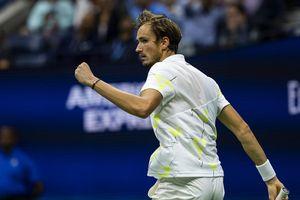 US Open: 'Tâm ma' của Medvedev và đại chiến chung kết với Nadal