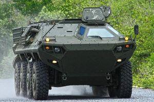 Quá sức tưởng tượng: Thái Lan chế tạo thành công xe thiết giáp