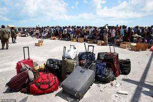 Hậu bão 'quái vật' Dorian: Người Bahamas có thể bắn nhau để giành lương thực, thức uống