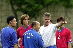 Cuộc đối đầu mang tên Guus Hiddink - Park Hang Seo, tuyển Thái Lan nhiều nỗi lo