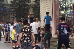 Nổ lớn ở chung cư Linh Đàm khiến nhiều người bị thương