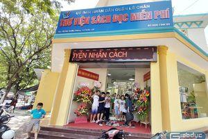 Quận Lê Chân mở cửa thư viện miễn phí để lan tỏa phong trào đọc sách