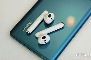 Huawei ra mắt tai nghe không dây giống AirPods